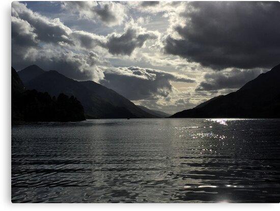 glenfinnan scotland by BigD13