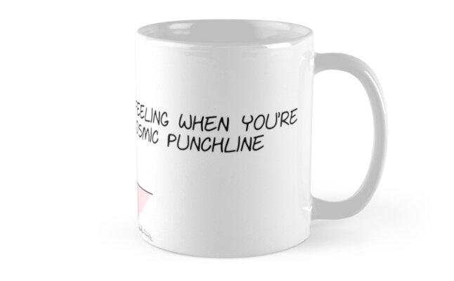 Cosmic Punchline by SilentJoe
