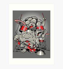 Rock & Roll Art Print