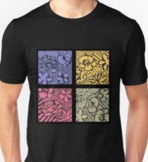 Flower Stencils T-Shirt