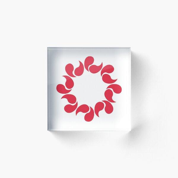 Saitama Acrylic Block