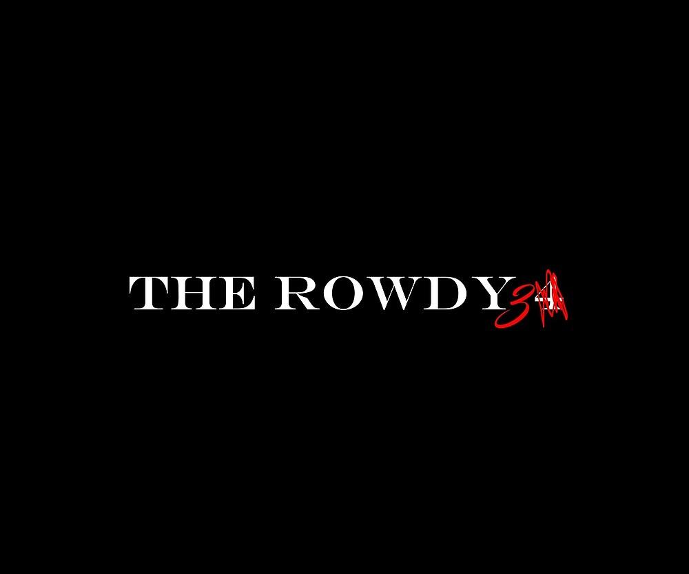 Dirk Gently, Its Rowdy 3 by Julie LaRue