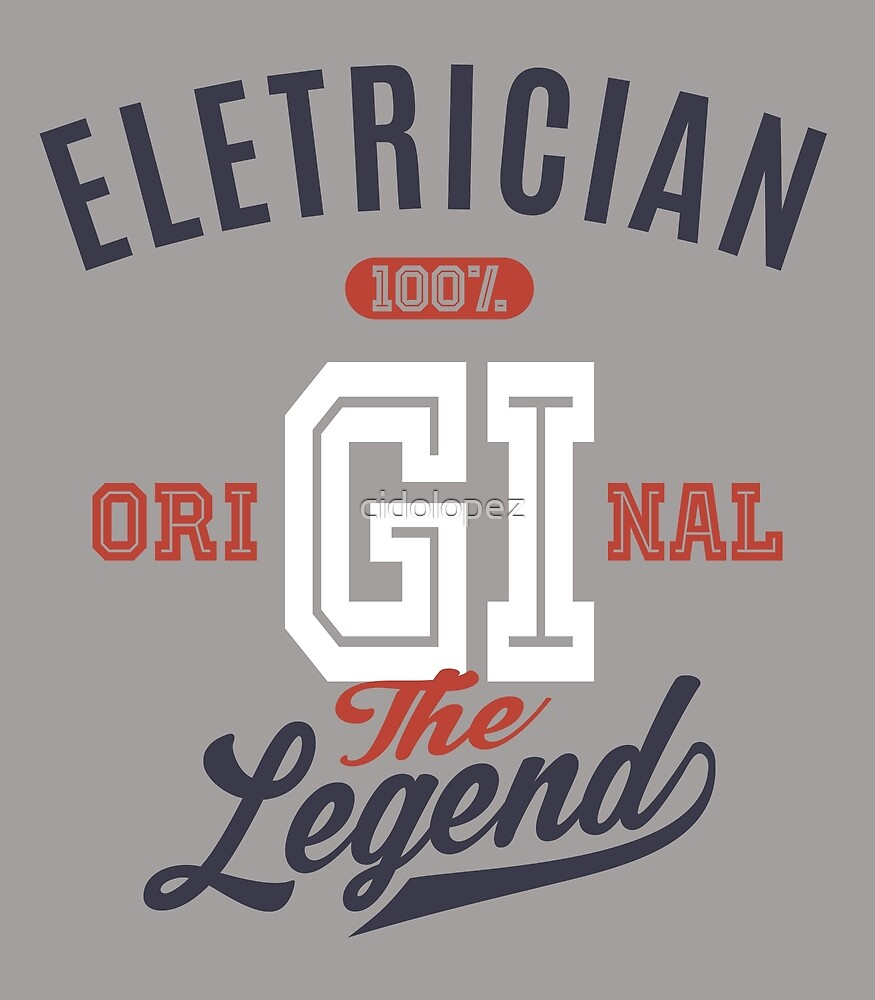 Eletrician Original by cidolopez