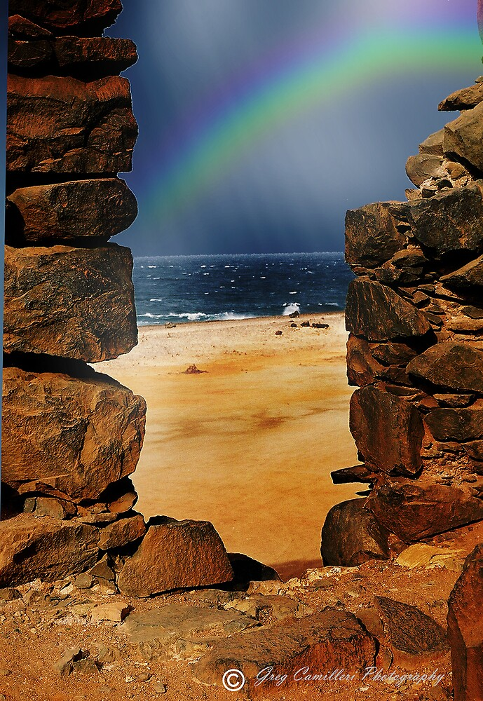 The Rainbow and the Goldmine by gcamilleri