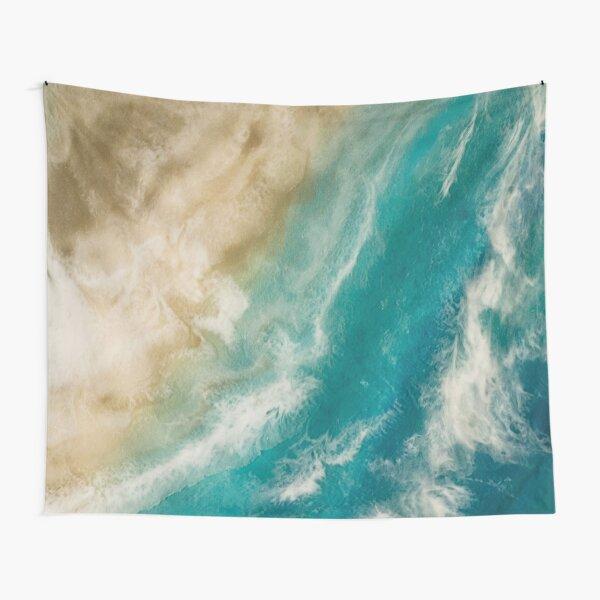 Ocean Waves Tapestry