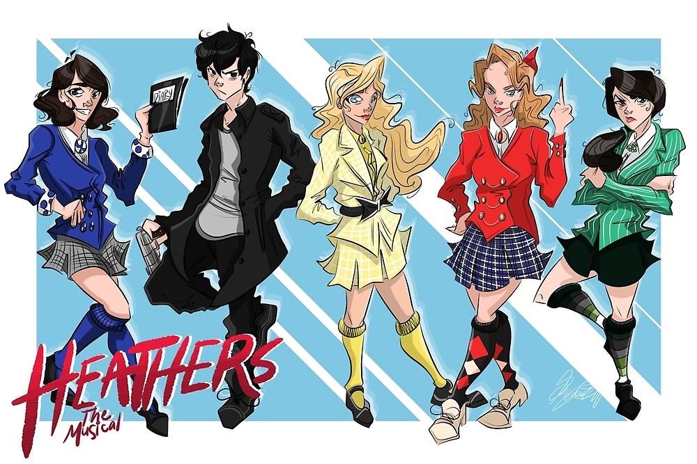 Heathers The Musical by Gabby Z