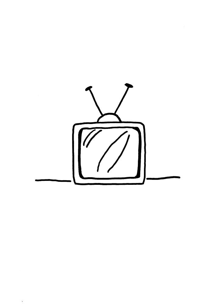 TV #1 by hotcheeto89