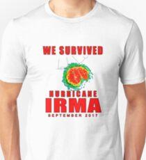 We Survived Hurricane Irma 2017 Unisex T-Shirt