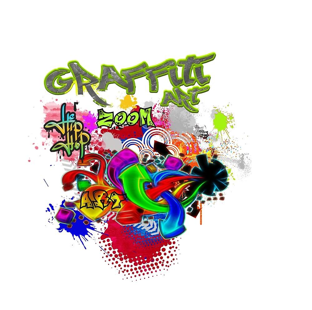 graffiti art by kastanjeda