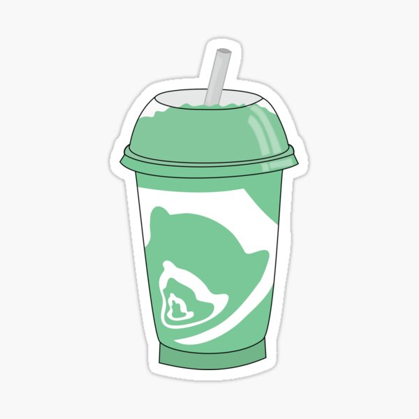Baja Blast Freeze Sticker