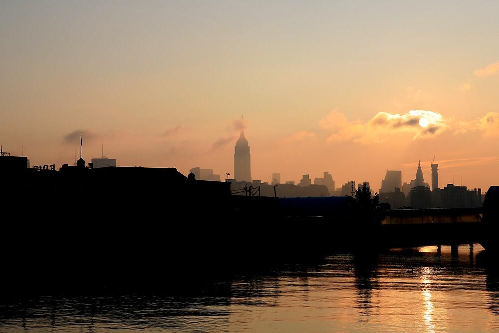 Good Morning New York by pmarella