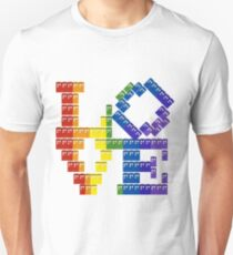 TARDIS in Love T-Shirt