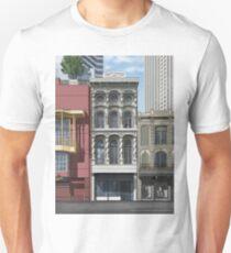 Merchants Mutual Insurance Building ~ Day T-Shirt