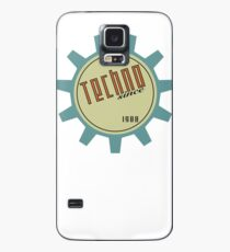 Techno since 1988 Case/Skin for Samsung Galaxy