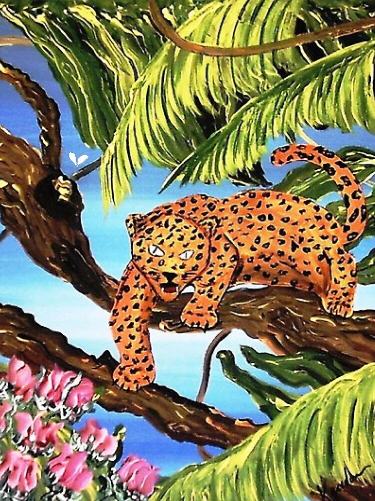 Jungle Creature..BIG CATS by WhiteDove Studio kj gordon