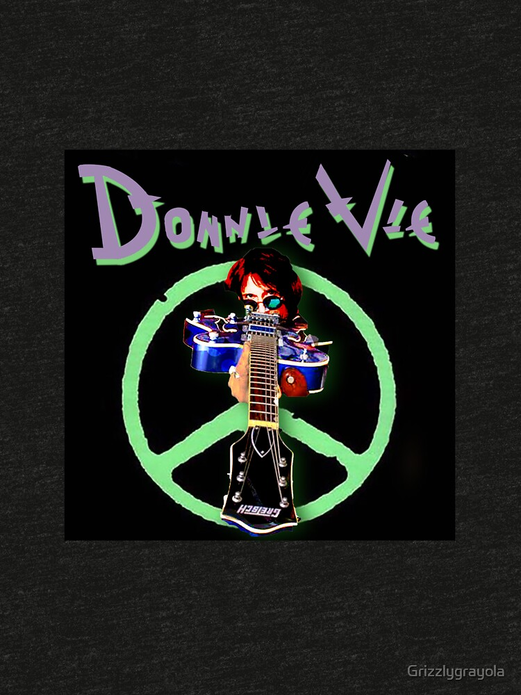 Donnie Vie Guitar by Grizzlygrayola