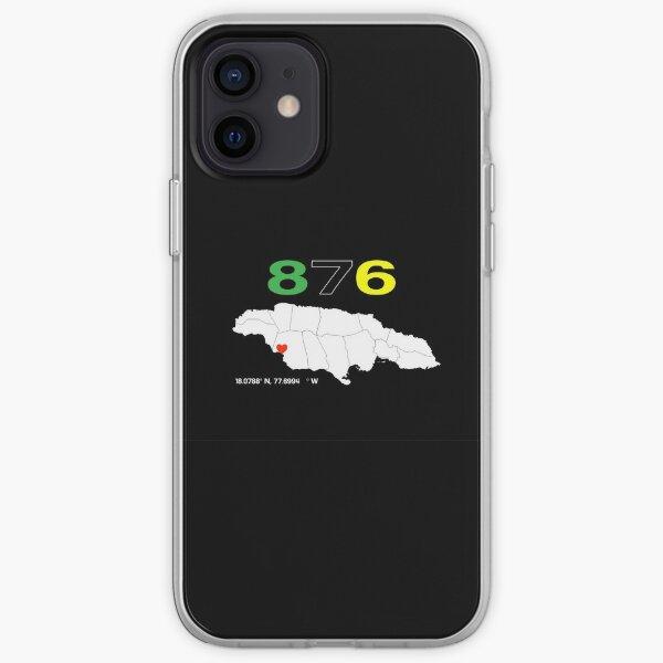 Jamaica - I love St. Elizabeth iPhone Soft Case