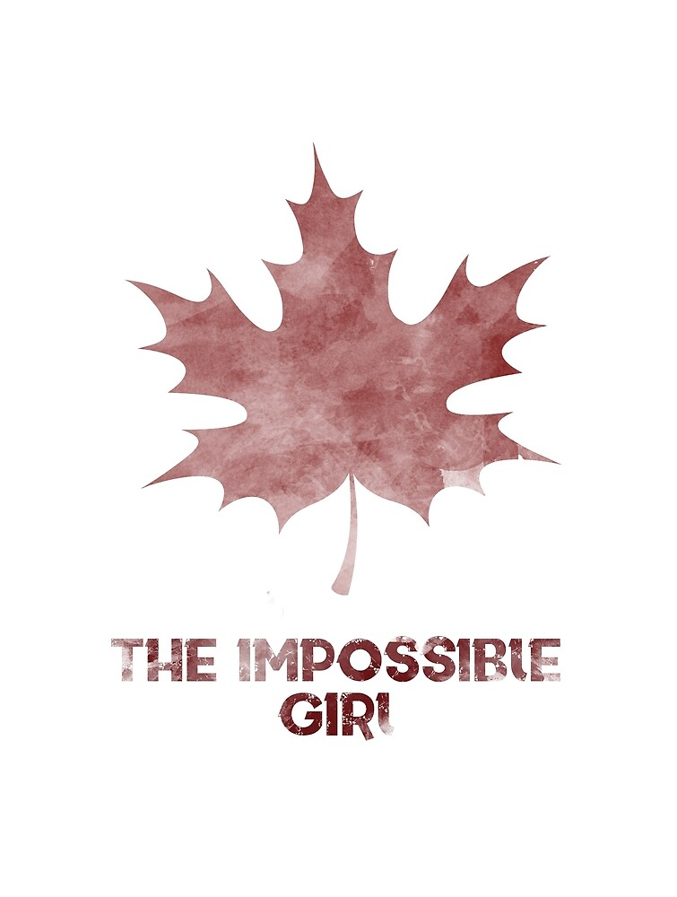 """Clara Oswald """"The Impossible Girl"""" by Julie LaRue"""
