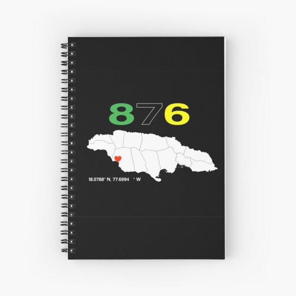 Jamaica - I love St. Elizabeth Spiral Notebook