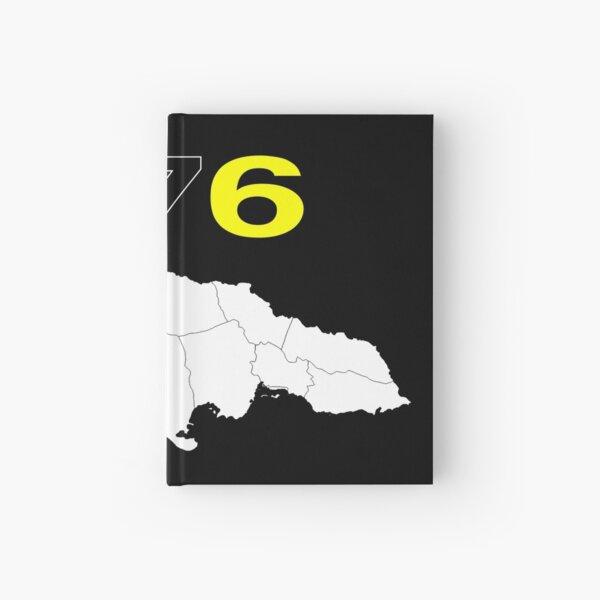 Jamaica - I love St. Elizabeth Hardcover Journal
