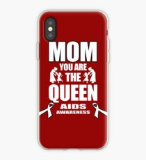 Support AIDS Awareness Design iPhone Case