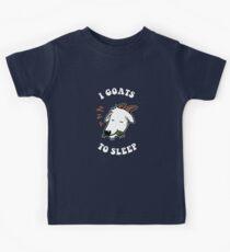 I Goats To Sleep Kids Clothes