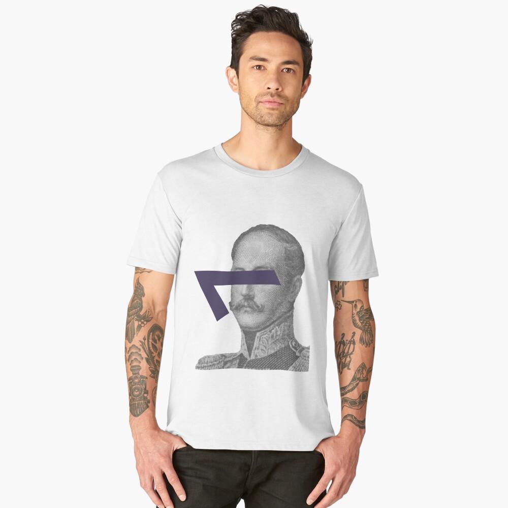 Nikolay I | Cult Essentials  Men's Premium T-Shirt Front