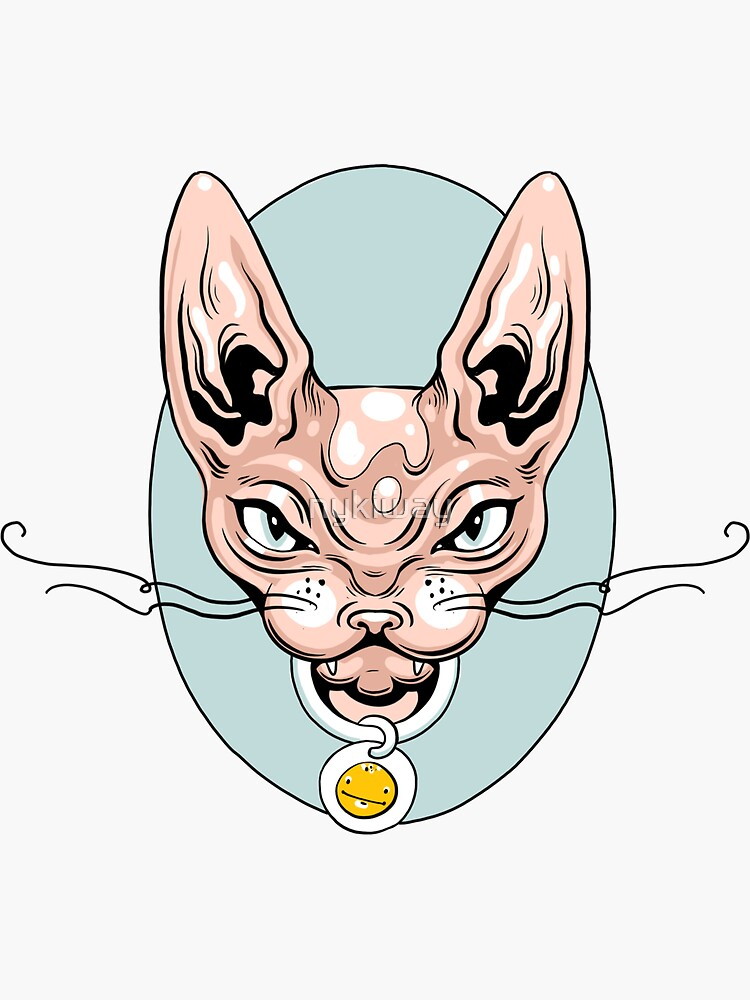 Evil Kitty by nykiway