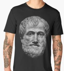 Aristotle portrait Men's Premium T-Shirt