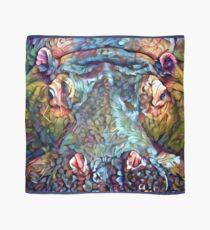 Wunderliches Flusspferd Tuch
