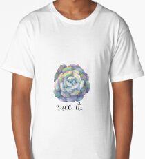 succ it Long T-Shirt