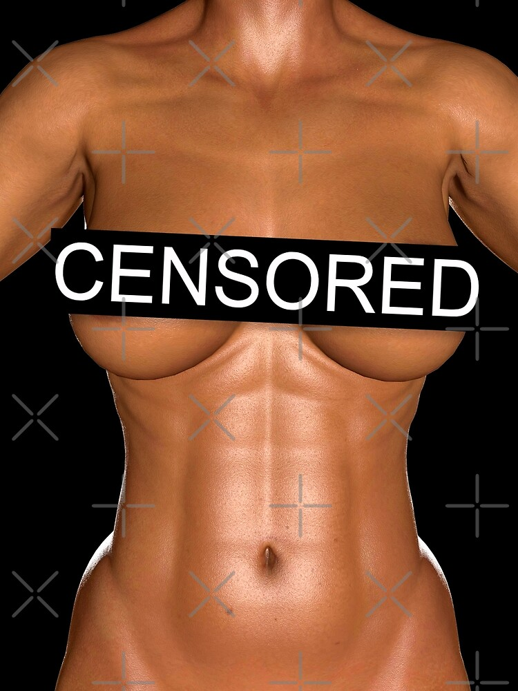 Censored by illustrart