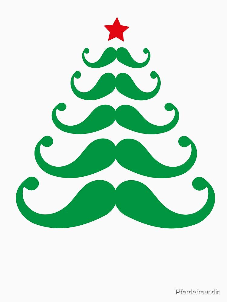 Hipster Christmas Tree by Pferdefreundin