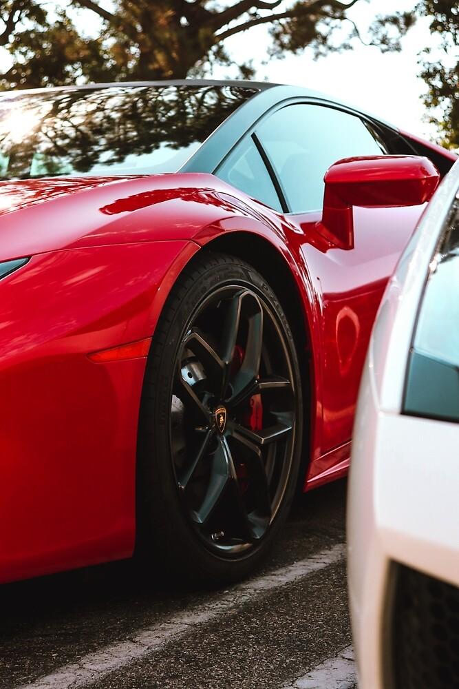Lamborghini Huracan  by apertureauto