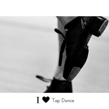Tap Dance T-shirt by movedance
