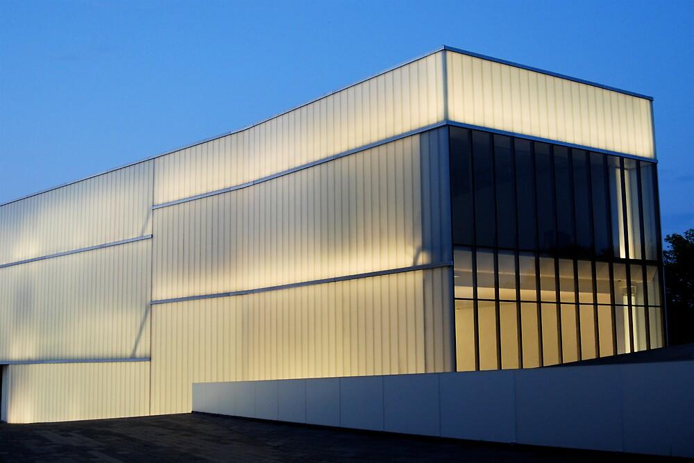 The Bloch Building by Robert Baker