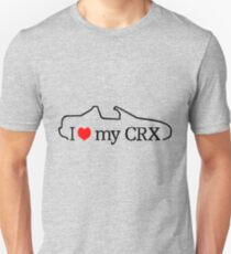 CRX love T-Shirt