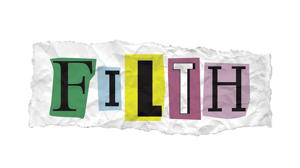 Filth Logo by filthuk
