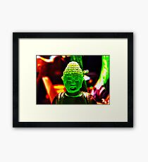 Buddha dream II Framed Print