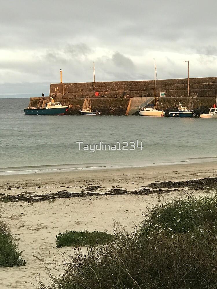 Boats on water by Taydina1234