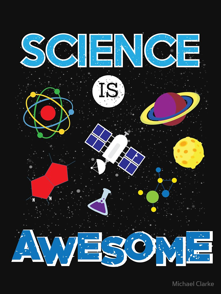 Science Is Awesome Earth Day Geek by Mikeyy109