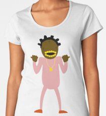cartoon kodak Women's Premium T-Shirt
