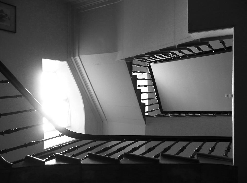 Meldrum Stairs by stevain