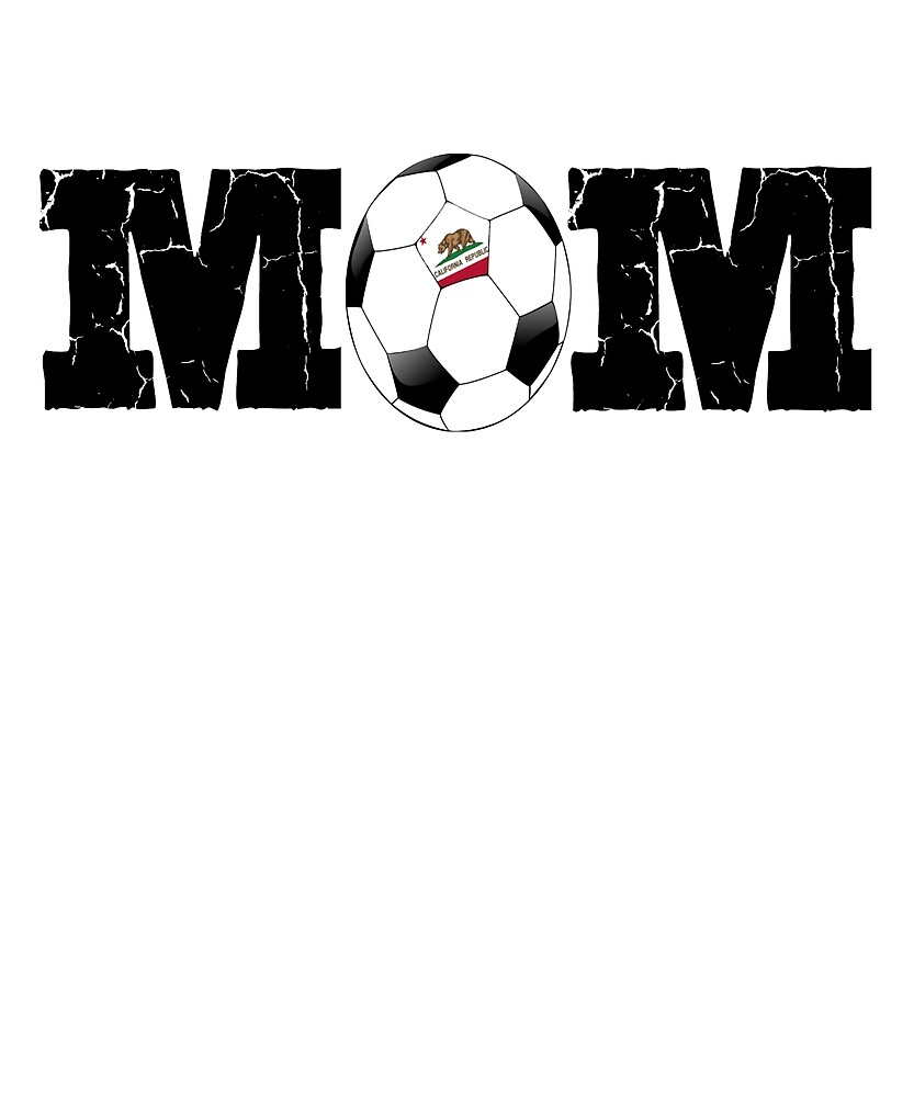 California Soccer Mom Shirt by WARRENEXCHANGE