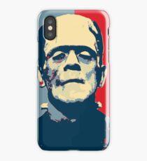 Frankeinstein hope iPhone Case/Skin