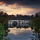 blenheim dusk by gashwen