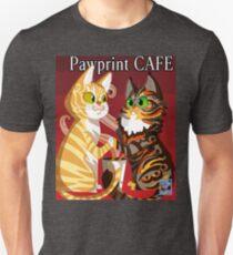 Pawprint Cafe T-Shirt