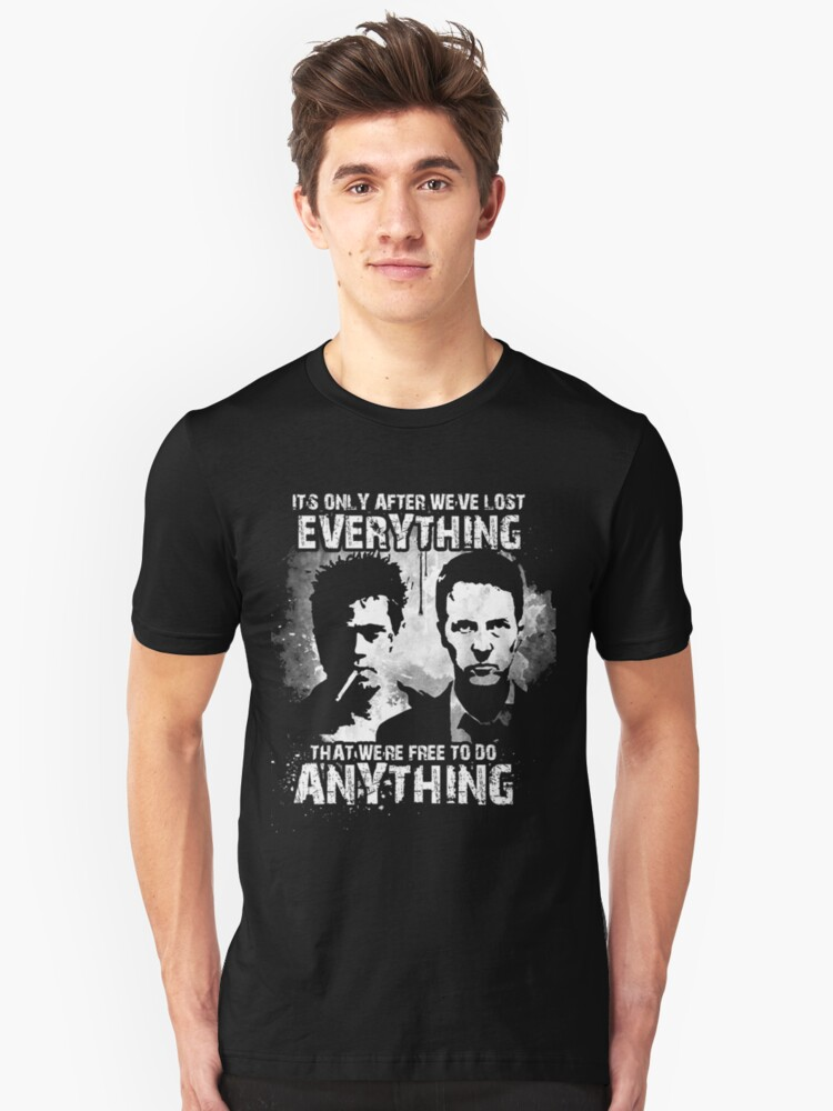 Free to do Anything Unisex T-Shirt Front