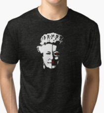 Queen Elizabeth 2.0 Tri-blend T-Shirt