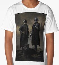 Daft Punk Starboy  Long T-Shirt